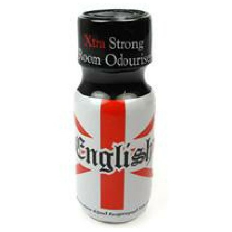Popper English Poppers 25ml