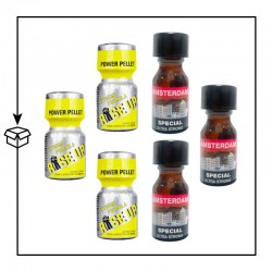 Exclusive Poppers Pack