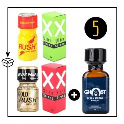 Extra Strong Poppers Pack