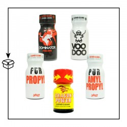 MIXED AMYL-PROPYL-POPPER